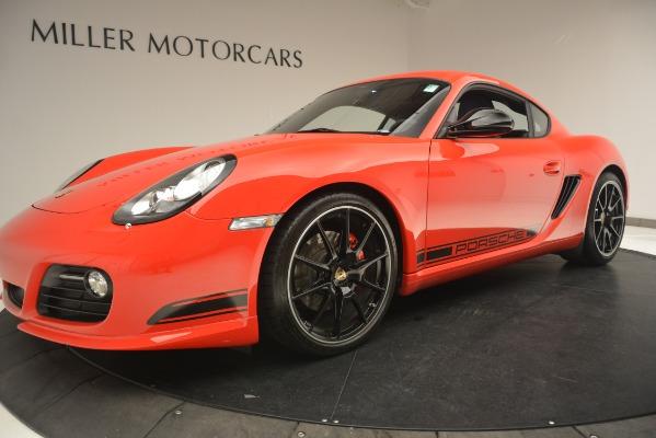 Used 2012 Porsche Cayman R for sale Sold at Alfa Romeo of Westport in Westport CT 06880 14
