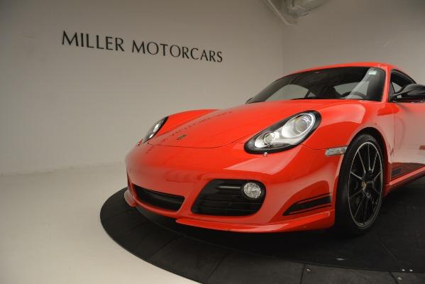 Used 2012 Porsche Cayman R for sale Sold at Alfa Romeo of Westport in Westport CT 06880 15