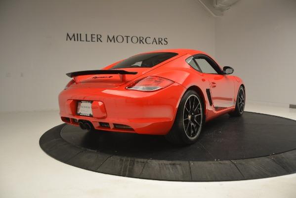 Used 2012 Porsche Cayman R for sale Sold at Alfa Romeo of Westport in Westport CT 06880 16