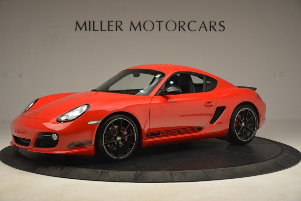 Used 2012 Porsche Cayman R for sale Sold at Alfa Romeo of Westport in Westport CT 06880 2