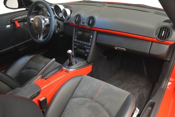 Used 2012 Porsche Cayman R for sale Sold at Alfa Romeo of Westport in Westport CT 06880 21