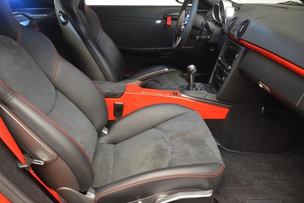Used 2012 Porsche Cayman R for sale Sold at Alfa Romeo of Westport in Westport CT 06880 22