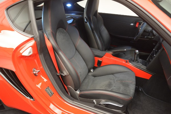 Used 2012 Porsche Cayman R for sale Sold at Alfa Romeo of Westport in Westport CT 06880 23