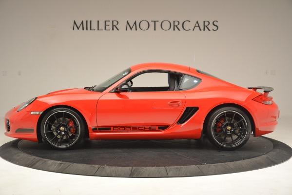 Used 2012 Porsche Cayman R for sale Sold at Alfa Romeo of Westport in Westport CT 06880 3
