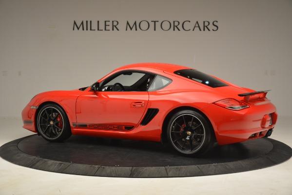 Used 2012 Porsche Cayman R for sale Sold at Alfa Romeo of Westport in Westport CT 06880 4