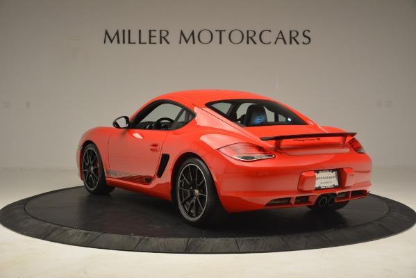 Used 2012 Porsche Cayman R for sale Sold at Alfa Romeo of Westport in Westport CT 06880 5
