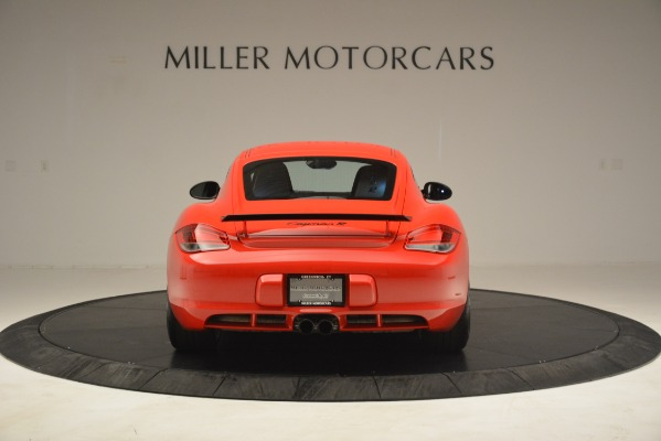 Used 2012 Porsche Cayman R for sale Sold at Alfa Romeo of Westport in Westport CT 06880 6