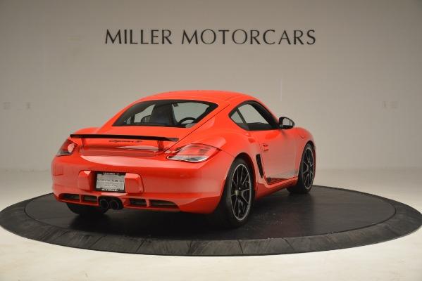 Used 2012 Porsche Cayman R for sale Sold at Alfa Romeo of Westport in Westport CT 06880 7