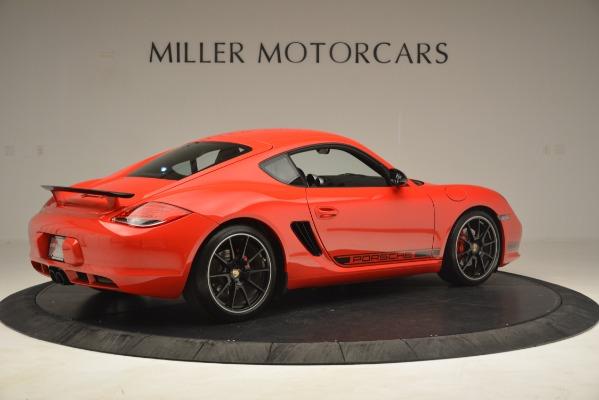 Used 2012 Porsche Cayman R for sale Sold at Alfa Romeo of Westport in Westport CT 06880 8