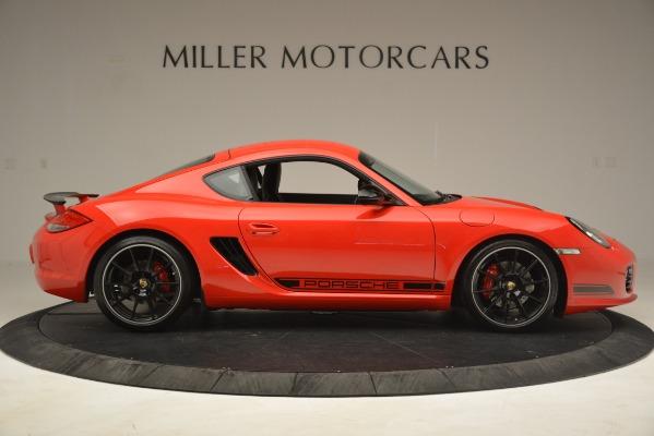 Used 2012 Porsche Cayman R for sale Sold at Alfa Romeo of Westport in Westport CT 06880 9