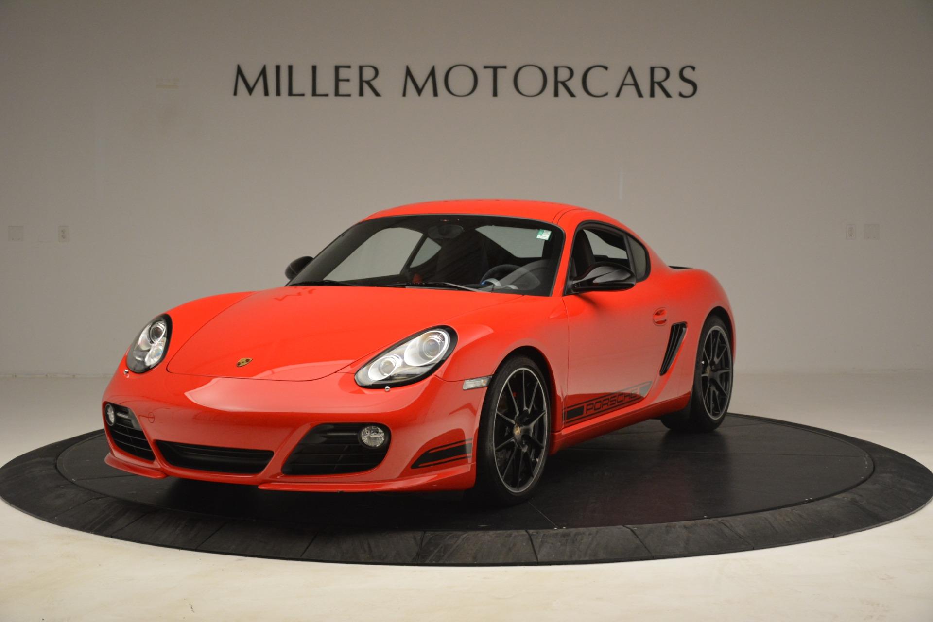 Used 2012 Porsche Cayman R for sale Sold at Alfa Romeo of Westport in Westport CT 06880 1