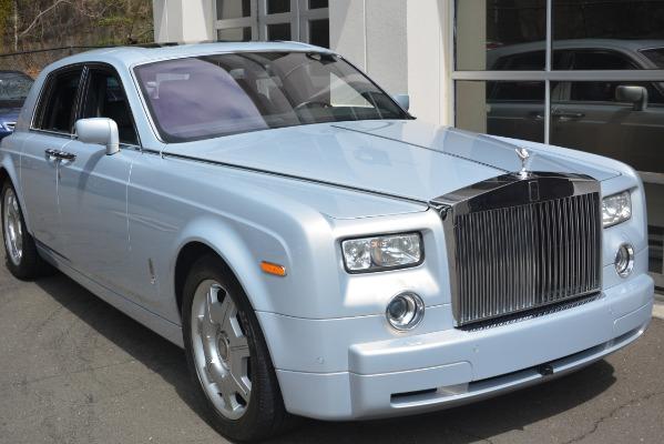 Used 2007 Rolls-Royce Phantom for sale Sold at Alfa Romeo of Westport in Westport CT 06880 11