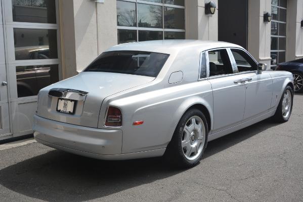 Used 2007 Rolls-Royce Phantom for sale Sold at Alfa Romeo of Westport in Westport CT 06880 12