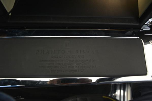 Used 2007 Rolls-Royce Phantom for sale Sold at Alfa Romeo of Westport in Westport CT 06880 15