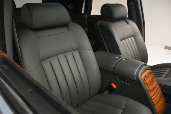Used 2007 Rolls-Royce Phantom for sale Sold at Alfa Romeo of Westport in Westport CT 06880 18