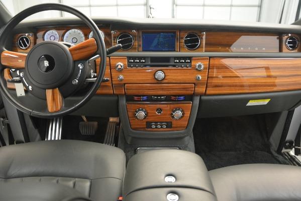 Used 2007 Rolls-Royce Phantom for sale Sold at Alfa Romeo of Westport in Westport CT 06880 23
