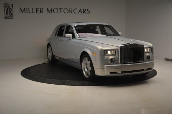 Used 2007 Rolls-Royce Phantom for sale Sold at Alfa Romeo of Westport in Westport CT 06880 4