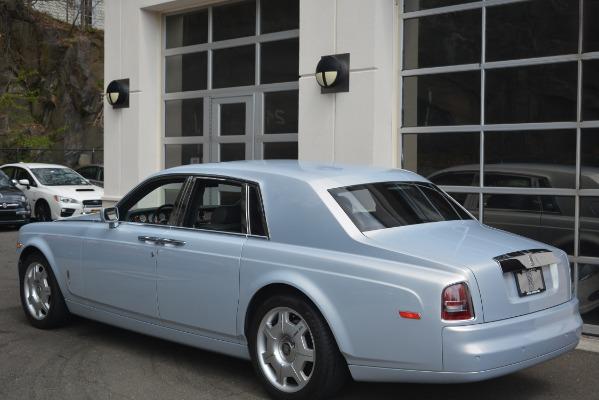 Used 2007 Rolls-Royce Phantom for sale Sold at Alfa Romeo of Westport in Westport CT 06880 8