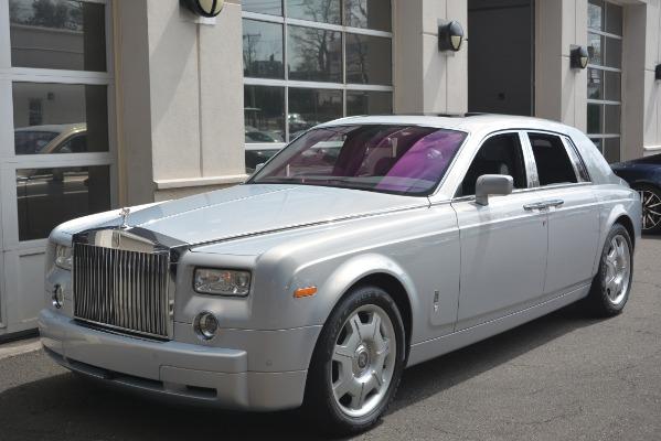 Used 2007 Rolls-Royce Phantom for sale Sold at Alfa Romeo of Westport in Westport CT 06880 9