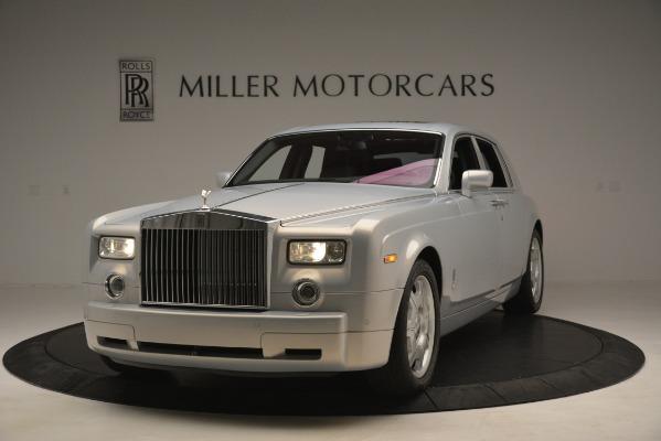Used 2007 Rolls-Royce Phantom for sale Sold at Alfa Romeo of Westport in Westport CT 06880 1