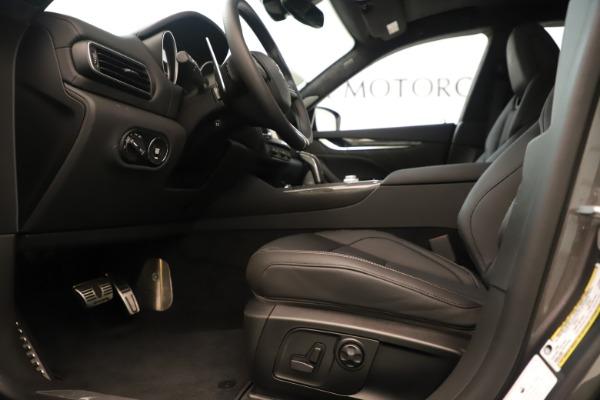New 2019 Maserati Levante GTS for sale $133,105 at Alfa Romeo of Westport in Westport CT 06880 14