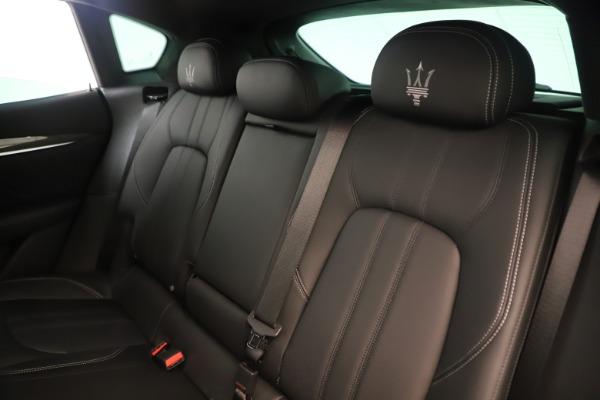 New 2019 Maserati Levante GTS for sale $133,105 at Alfa Romeo of Westport in Westport CT 06880 18