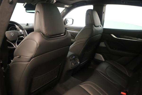 New 2019 Maserati Levante GTS for sale $133,105 at Alfa Romeo of Westport in Westport CT 06880 20