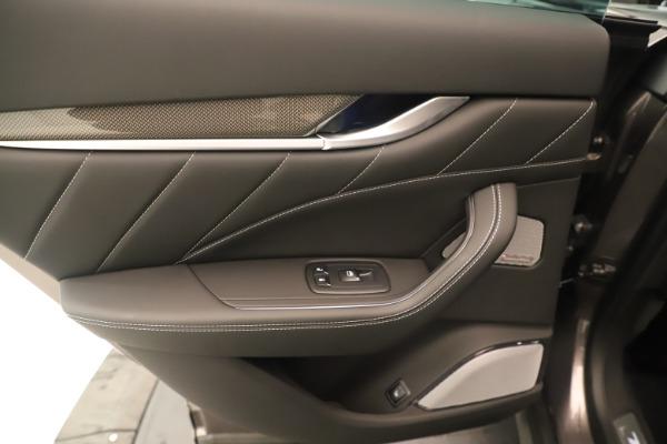 New 2019 Maserati Levante GTS for sale $133,105 at Alfa Romeo of Westport in Westport CT 06880 21