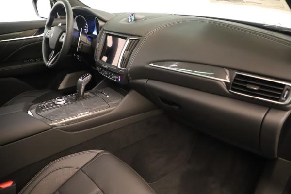 New 2019 Maserati Levante GTS for sale $133,105 at Alfa Romeo of Westport in Westport CT 06880 22