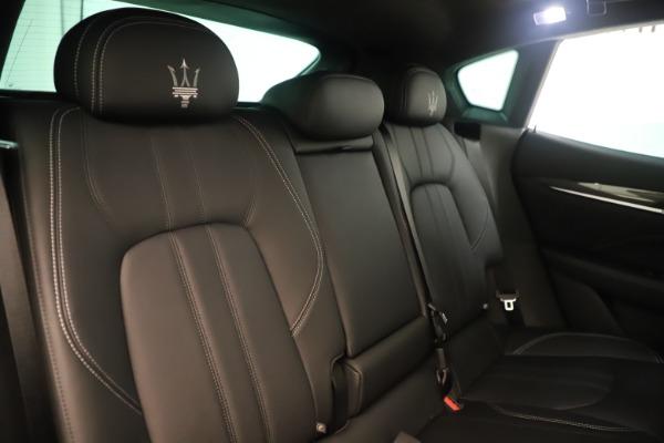 New 2019 Maserati Levante GTS for sale $133,105 at Alfa Romeo of Westport in Westport CT 06880 26