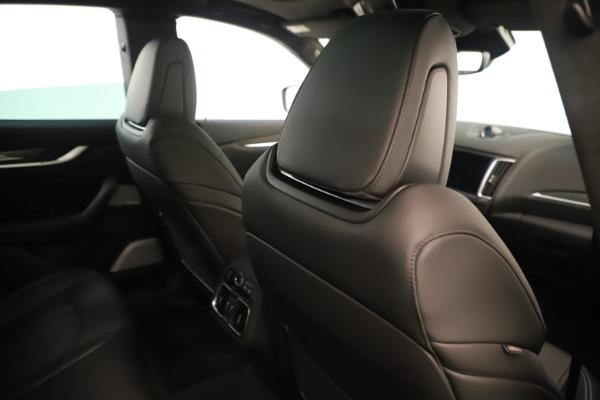 New 2019 Maserati Levante GTS for sale $133,105 at Alfa Romeo of Westport in Westport CT 06880 28