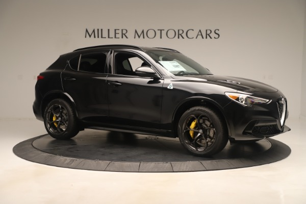 Used 2019 Alfa Romeo Stelvio Quadrifoglio for sale Sold at Alfa Romeo of Westport in Westport CT 06880 10