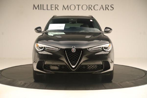 New 2019 Alfa Romeo Stelvio Quadrifoglio for sale $86,790 at Alfa Romeo of Westport in Westport CT 06880 12