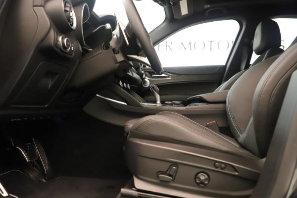 New 2019 Alfa Romeo Stelvio Quadrifoglio for sale $86,790 at Alfa Romeo of Westport in Westport CT 06880 14