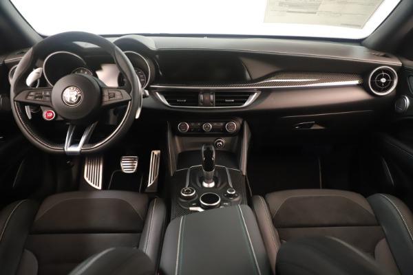 New 2019 Alfa Romeo Stelvio Quadrifoglio for sale $86,790 at Alfa Romeo of Westport in Westport CT 06880 16