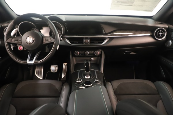 Used 2019 Alfa Romeo Stelvio Quadrifoglio for sale Sold at Alfa Romeo of Westport in Westport CT 06880 16