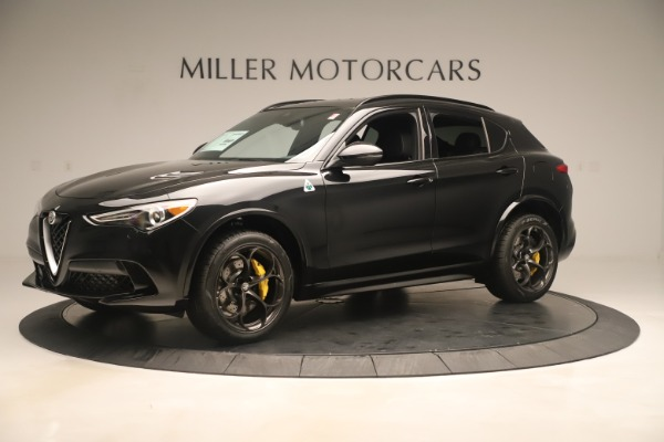 Used 2019 Alfa Romeo Stelvio Quadrifoglio for sale Sold at Alfa Romeo of Westport in Westport CT 06880 2