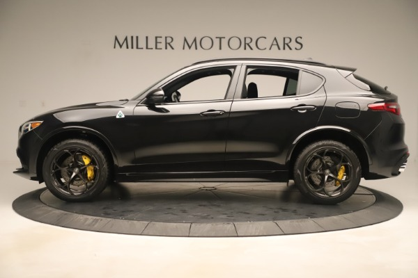 Used 2019 Alfa Romeo Stelvio Quadrifoglio for sale Sold at Alfa Romeo of Westport in Westport CT 06880 3