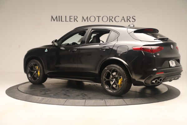 Used 2019 Alfa Romeo Stelvio Quadrifoglio for sale Sold at Alfa Romeo of Westport in Westport CT 06880 4