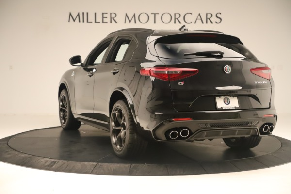 Used 2019 Alfa Romeo Stelvio Quadrifoglio for sale Sold at Alfa Romeo of Westport in Westport CT 06880 5