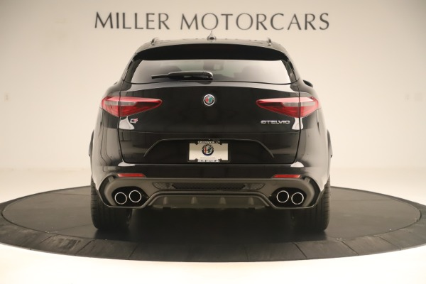 Used 2019 Alfa Romeo Stelvio Quadrifoglio for sale Sold at Alfa Romeo of Westport in Westport CT 06880 6