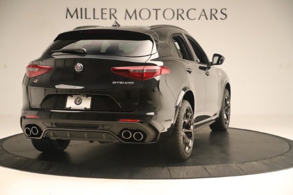 Used 2019 Alfa Romeo Stelvio Quadrifoglio for sale Sold at Alfa Romeo of Westport in Westport CT 06880 7