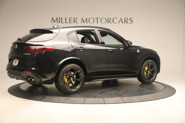 Used 2019 Alfa Romeo Stelvio Quadrifoglio for sale Sold at Alfa Romeo of Westport in Westport CT 06880 8