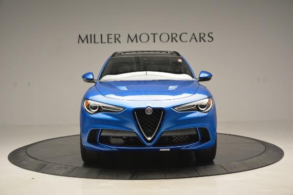 New 2019 Alfa Romeo Stelvio Quadrifoglio for sale Sold at Alfa Romeo of Westport in Westport CT 06880 19
