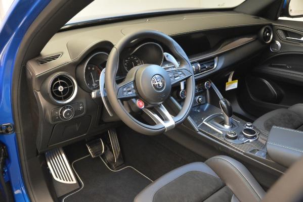 New 2019 Alfa Romeo Stelvio Quadrifoglio for sale Sold at Alfa Romeo of Westport in Westport CT 06880 20