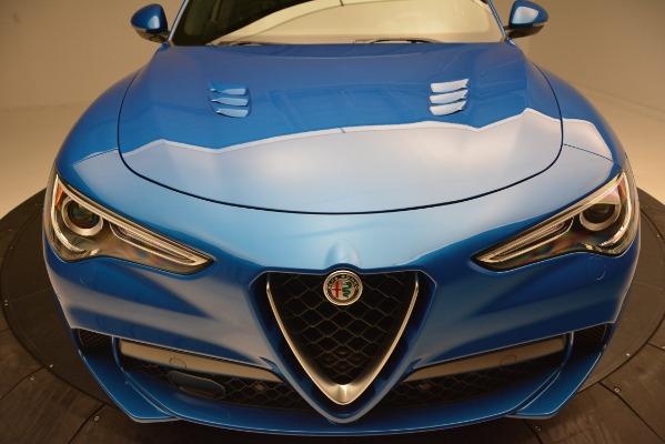 New 2019 Alfa Romeo Stelvio Quadrifoglio for sale Sold at Alfa Romeo of Westport in Westport CT 06880 27