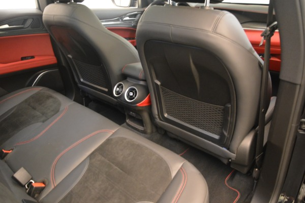 New 2019 Alfa Romeo Stelvio Quadrifoglio for sale Sold at Alfa Romeo of Westport in Westport CT 06880 22