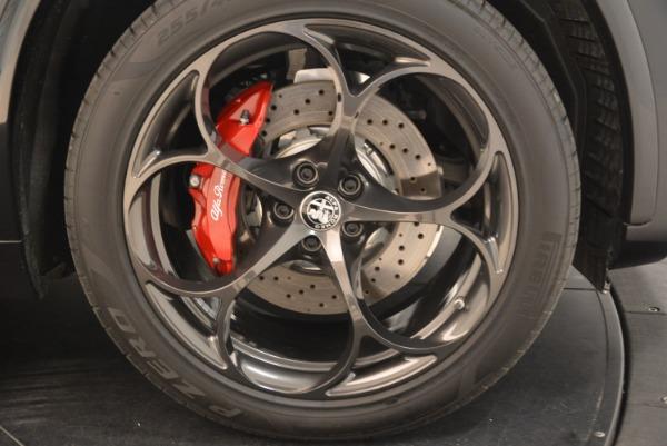 New 2019 Alfa Romeo Stelvio Quadrifoglio for sale Sold at Alfa Romeo of Westport in Westport CT 06880 25