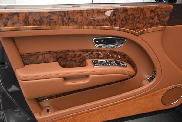 Used 2016 Bentley Mulsanne Speed for sale Sold at Alfa Romeo of Westport in Westport CT 06880 15