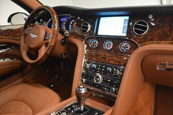 Used 2016 Bentley Mulsanne Speed for sale Sold at Alfa Romeo of Westport in Westport CT 06880 24